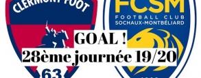 Clermont Foot 2:0 Sochaux