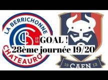 Chateauroux 2:1 Caen