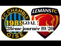 Chambly 2:2 Le Mans