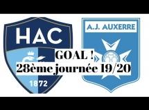 Le Havre 1:0 Auxerre