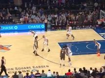 New York Knicks 121:96 Oklahoma City Thunder