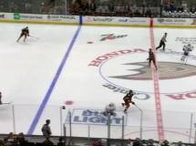 Anaheim Ducks 2:1 Toronto Maple Leafs