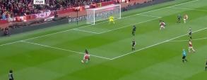 Arsenal Londyn 1:0 West Ham United