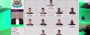 Southampton 0:1 Newcastle United