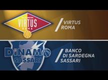 Virtus Roma 80:67 Sassari