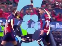 Osasuna 1:0 Espanyol Barcelona