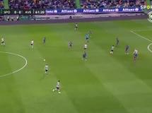 Sporting Lizbona 2:0 Aves