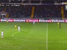 Pacos Ferreira 1:2 Vitoria Guimaraes