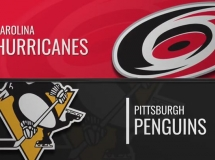 Pittsburgh Penguins 2:6 Carolina Hurricanes