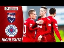 Ross County 0:1 Rangers