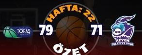 Tofas 78:71 Belediyespor