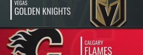 Calgary Flames 104:105 Vegas Golden Knights