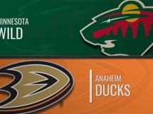 Anaheim Ducks 4:4 Minnesota Wild