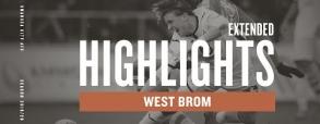 Swansea City 0:0 West Bromwich Albion
