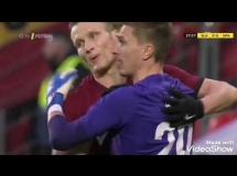 Slavia Praga 1:1 Sparta Praga