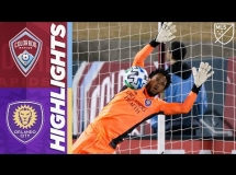 Colorado Rapids 2:1 Orlando City