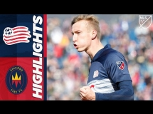 New England Revolution 1:1 Chicago
