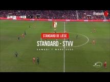 Standard Liege 0:0 St. Truiden