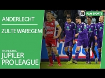Anderlecht 7:0 SV Zulte-Waregem