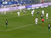 Sassuolo 3:0 Brescia