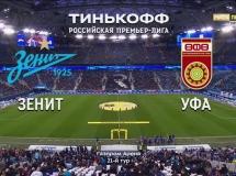 Zenit St. Petersburg 0:0 FC Ufa