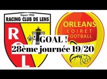 Lens 1:0 Orleans