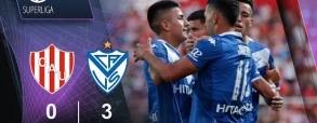 Unión Santa Fe 0:3 Velez Sarsfield