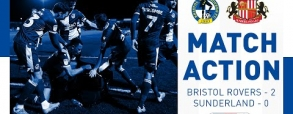 Bristol Rovers 2:0 Sunderland
