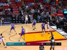 Miami Heat 124:106 Charlotte Hornets