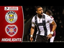 St. Mirren 1:0 Hearts