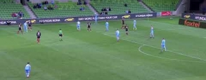 Melbourne City 1:1 WS Wanderers