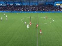 Orenburg 1:3 Spartak Moskwa