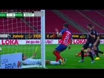 Guadalajara 1:1 Monterrey