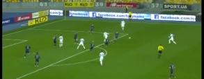 Dynamo Kijów 1:1 Desna