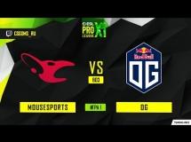 mousesports 2:0 OG