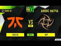 Fnatic 2:1 Ninjas in Pyjamas