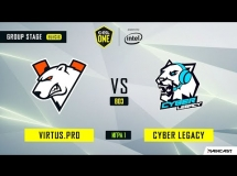 Virtus.pro 2:0 Cyber Legacy