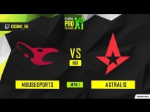 Astralis 2:0 mousesports