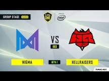 Nigma 2:0 HellRaisers