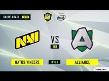 Alliance 1:2 Natus Vincere