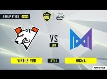 Nigma 0:2 Virtus.pro
