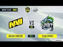 Natus Vincere 0:2 Team Spirit