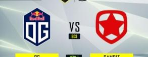 OG 2:0 Gambit Esports
