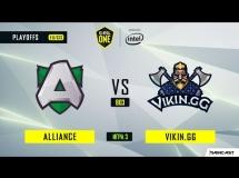 Alliance 1:2 Vikin.gg