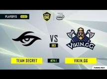 Team Secret 2:0 Vikin.gg