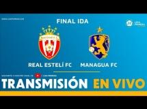 Real Esteli FC 1:1 Managua FC