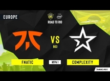 Complexity 0:2 Fnatic