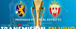 Managua FC 1:3 Real Esteli FC