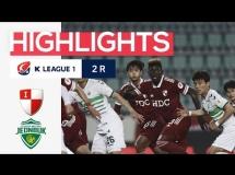 Busan FC 1:2 Jeonbuk Hyundai Motors