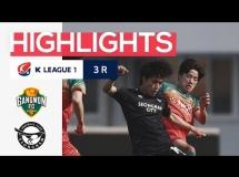 Gangwon FC 1:1 Seongnam